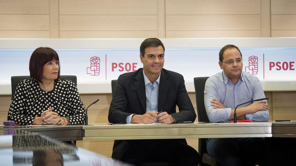 Los críticos del PSOE advierten de que no se puede seguir así
