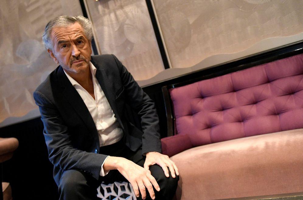 Foto: Bernard-Henri Lévy. (EFE)