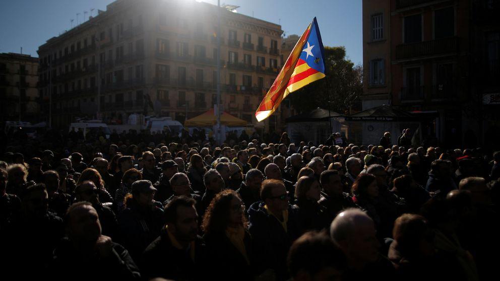 La mayoría de los barceloneses cree que el 'procés' dejará consecuencias negativas