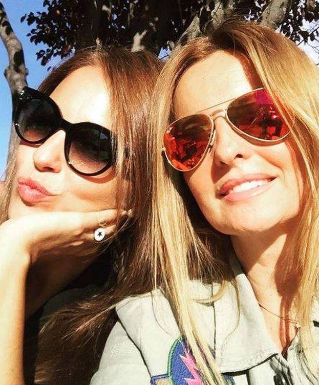 Foto: Isabel Navarro y Paula Echevarría. (Instagram)