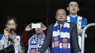 Un culé al frente del nuevo Espanyol de Mister Chen