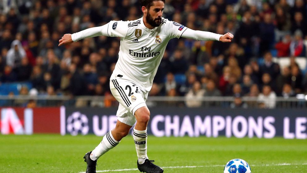 Hay que ser torpe: cómo Isco está cavando su propia tumba en el Real Madrid