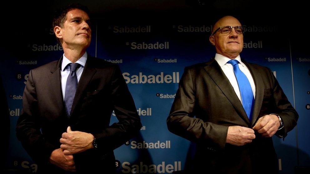 Banco Sabadell gana 708,4 millones en 2015, un 90,6% más, impulsado por TSB