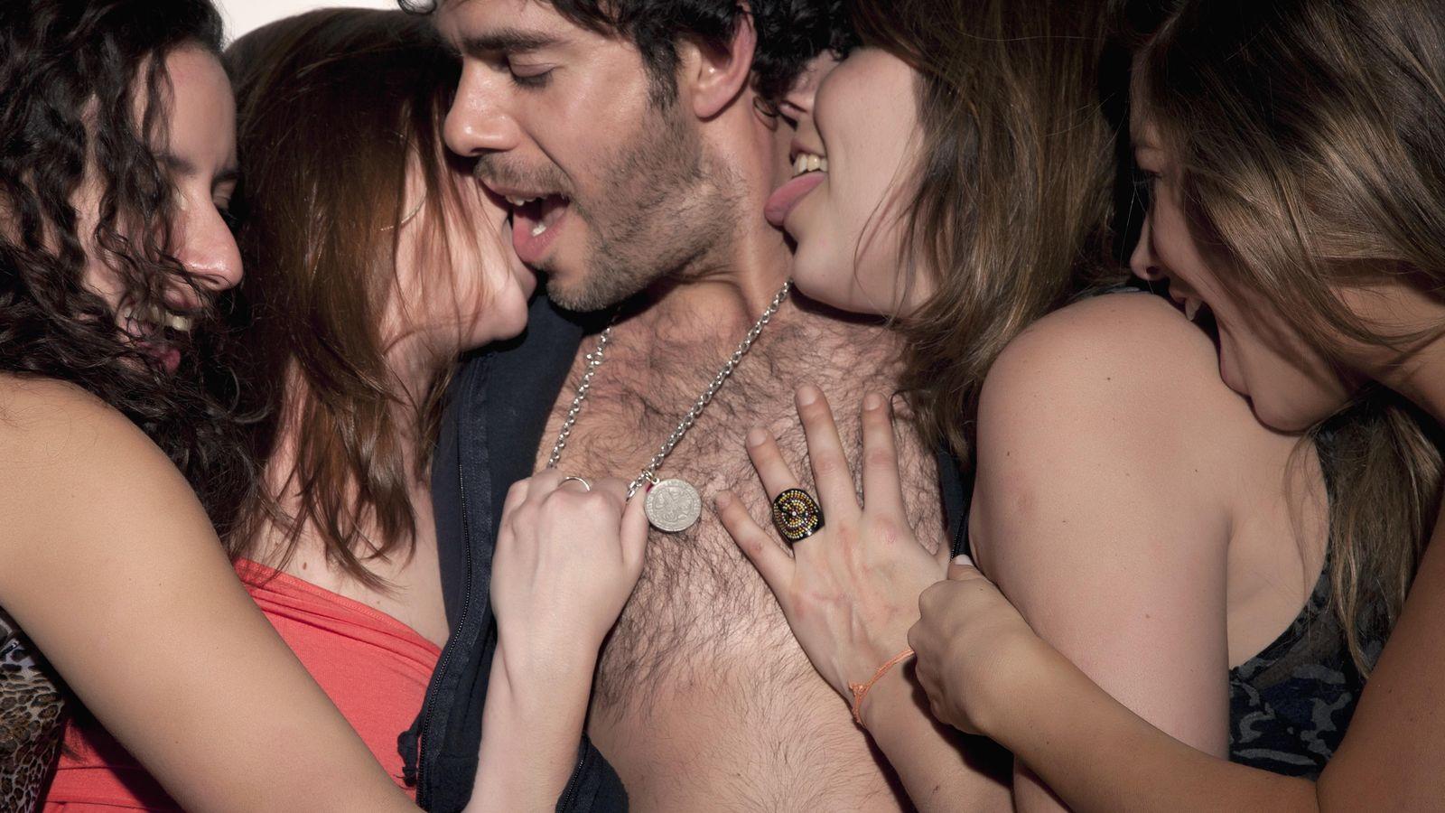 Foto: Esto no es la vida de un actor erótico, esto es una fantasía que no tiene nada que ver con la realidad. (Corbis)
