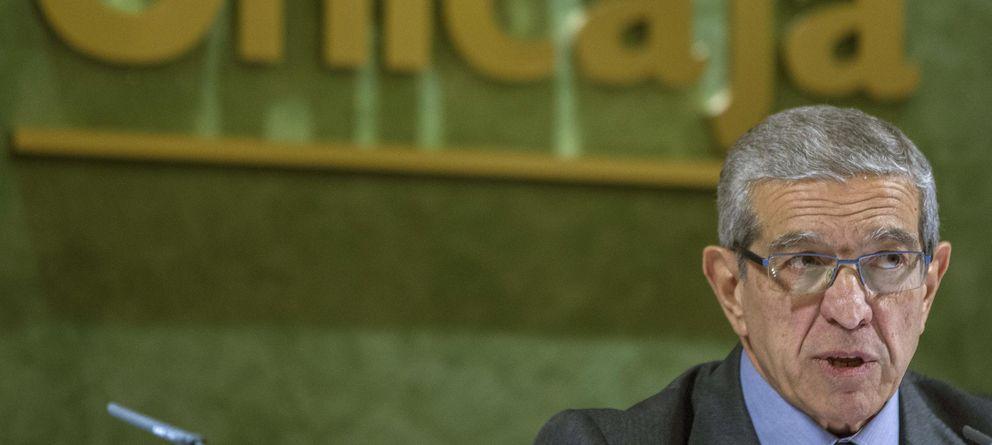 Foto: El presidente de Unicaja, Braulio Medel (Efe)