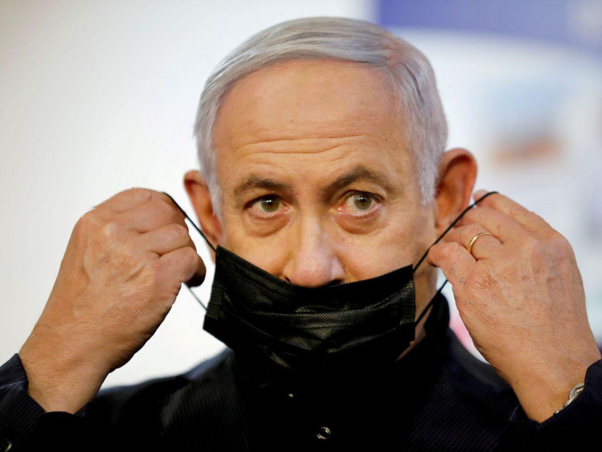 Foto: El primer ministro israelí, Benjamin Netanyahu. (Reuters)