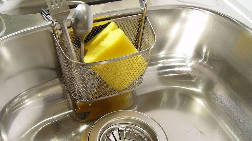 Foto: Estropajo de cocina. (Pixabay)