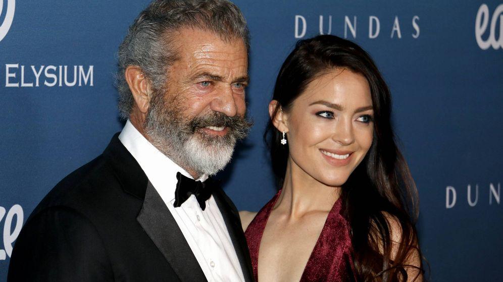 Foto:  Mel Gibson y su novia Rosalind Ross. (Cordon Press)
