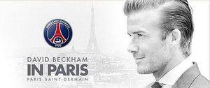 Foto: Beckham descarta la oferta de Florentino y se entrega al PSG y Qatar