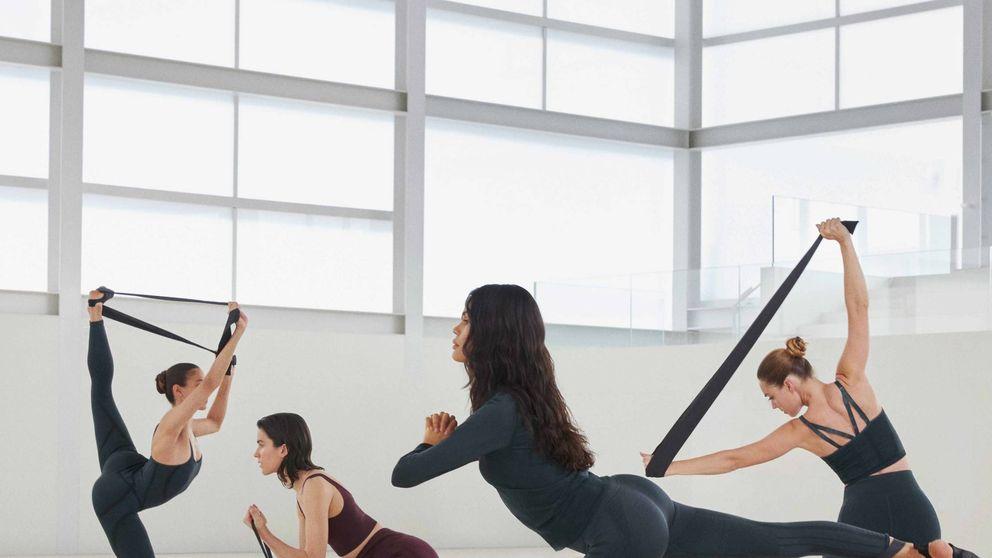 Oysho Sport presenta su nueva colección para yoga y pilates