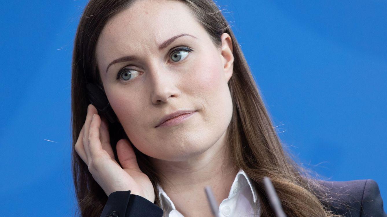 Foto: Sanna Marin, primera ministra de Finlandia