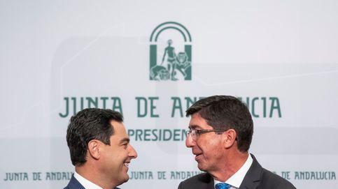 El PP ganaría las elecciones en Andalucía y sumaría mayoría con Vox y Ciudadanos