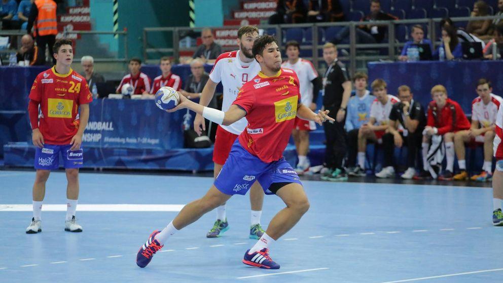 Llega Dani: el tercer Dujshebaev es el internacional más joven en 30 años