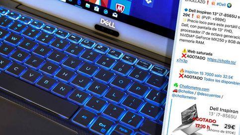 Crisis en Dell España: vendió miles de PC a menos de 40€ y no quiere entregarlos