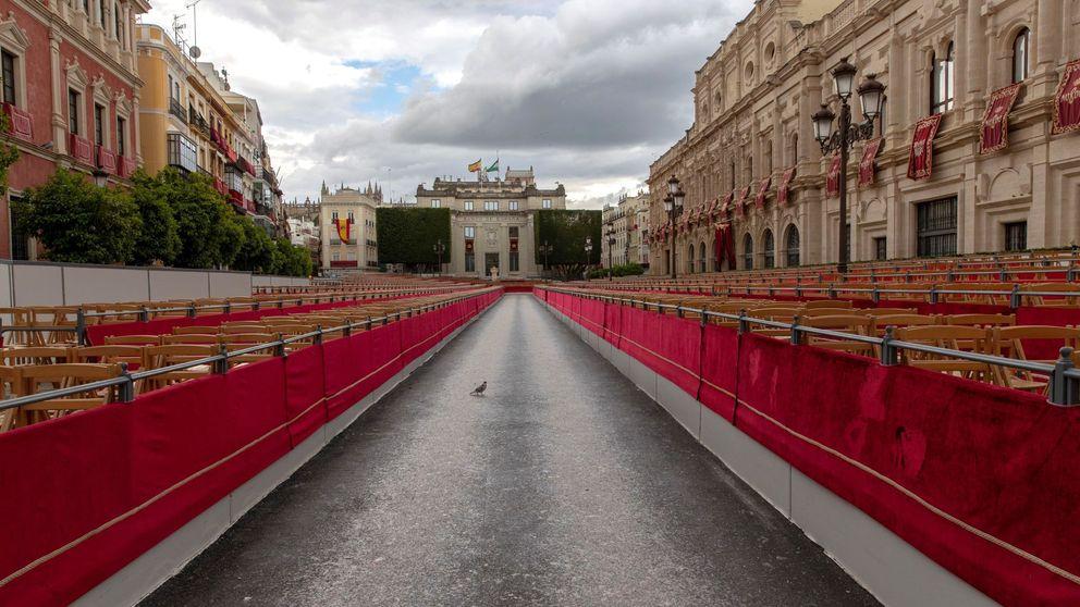 Sevilla anula su Semana Santa, clave en España: la ciudad pierde 400 millones