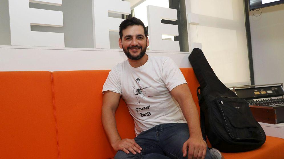 Foto: El actor y cantante Fran Perea. (EFE)