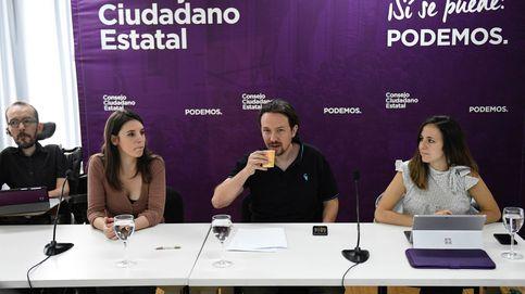 Iglesias, frente a Más País: No facilitará un Gobierno PSOE-Cs como pidió Errejón