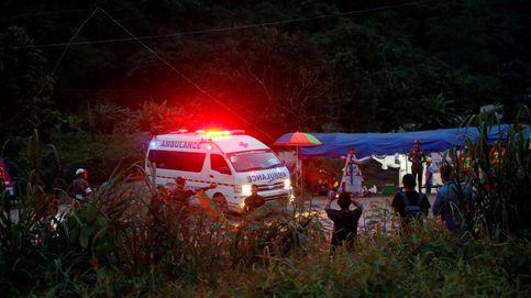 Rapidez y experiencia en el Día-D 2: así ha sido la segunda fase del rescate en Tailandia