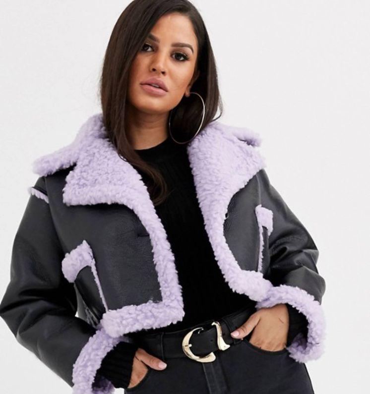 Foto: Sea cual sea tu estilo, hay un abrigo de Asos para ti. (Cortesía)