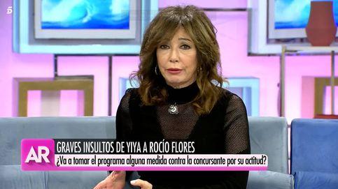 Ana Rosa Quintana toma partido en la guerra entre Yiya y Rocío Flores