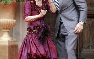 La duquesa de Alba, 15 días encerrada en palacio