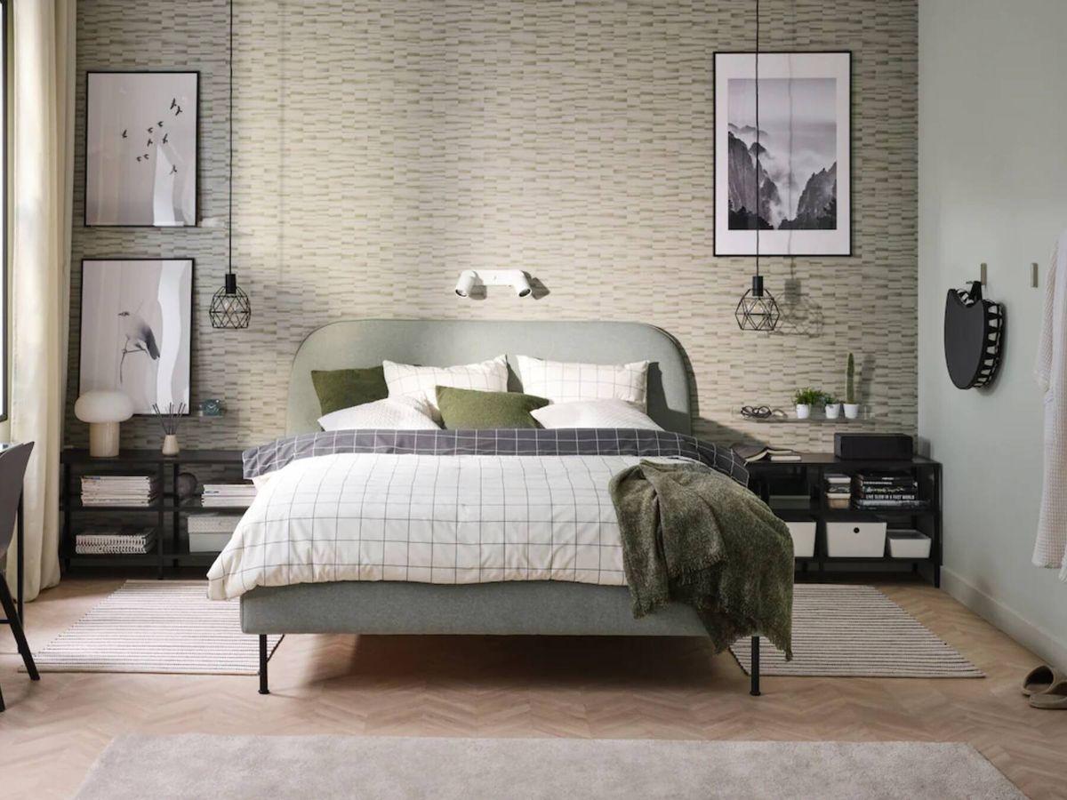 Foto: Decora un dormitorio con las ideas de Ikea. (Cortesía)