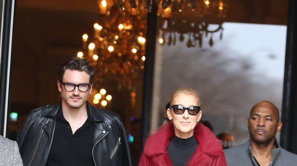 Foto: Céline Dion y Pepe Muñoz. (Cordon Press)