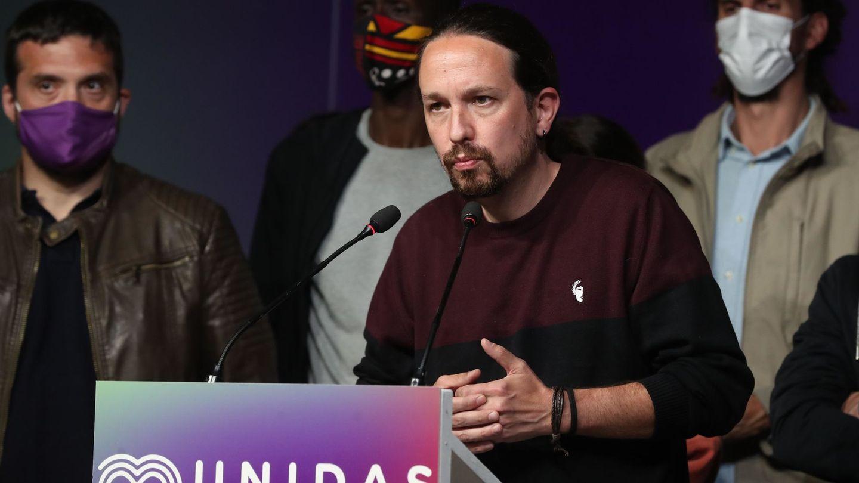 Pablo Iglesias dimite de todos sus cargos y abandona la política. (EFE)