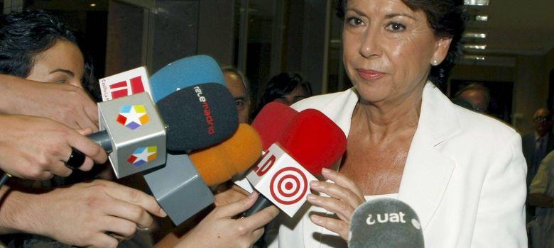 Foto: Imagen de archivo de Magdalena Álvarez (Efe)