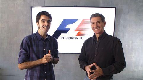 Alonso vuelve a casa por Navidad... la F1 también y riéndose de sí misma