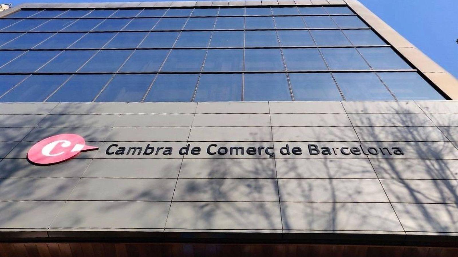 Foto: Cámara de Comercio de Barcelona. (EP)