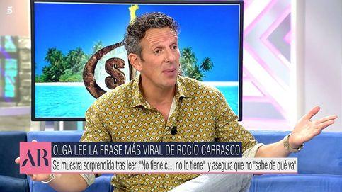 Joaquín Prat arremete contra 'SV' por la 'encerrona' a Olga con la frase de Rocío