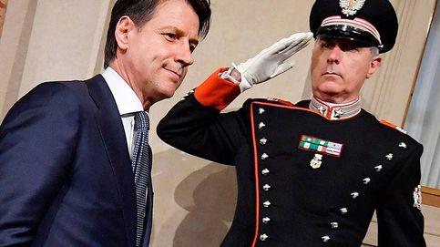 Giuseppe Conte, nombrado primer ministro de Italia pese a su currículum falsificado