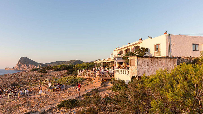 Hostal La Torre, en Ibiza Cap Negret. (Cortesía)