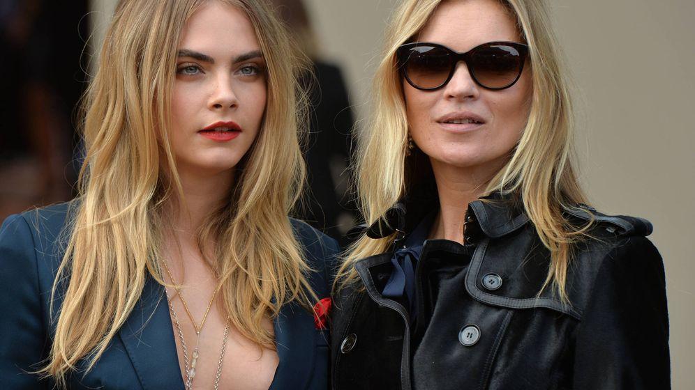Foto: Burberry Prorsum: Arrivals - London Fashion Week SS15