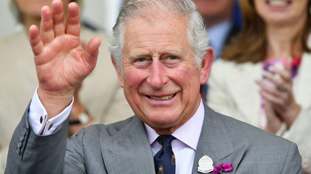 Foto:  El príncipe Carlos, víctima de memes. (Getty)