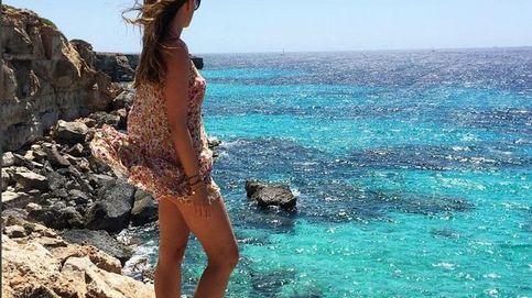 Helen Lindes, recién casada y ya 'abandonada' en Mallorca