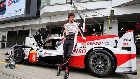 Fernando Alonso vuelve a correr, aunque con el colesterol más alto