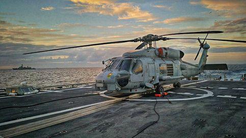 Retrasos y dudas: la polémica compra de España de helicópteros antisubmarinos