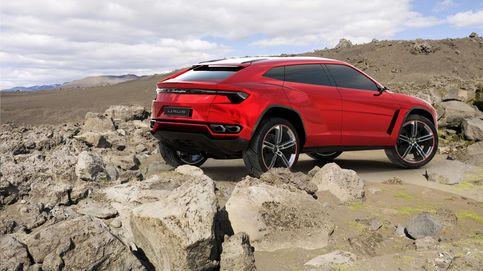 Lamborghini también tendrá su todocamino