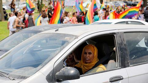 Protestas del colectivo LGTB+ en Israel