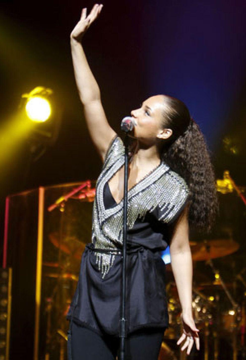 Foto: Alicia Keys revoluciona el Teatro Real