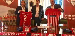Post de Míchel Salgado ficha por el Gibraltar United: