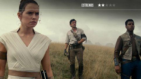 'Star Wars. El ascenso de Skywalker': cómo perder el norte y la vergüenza en un final