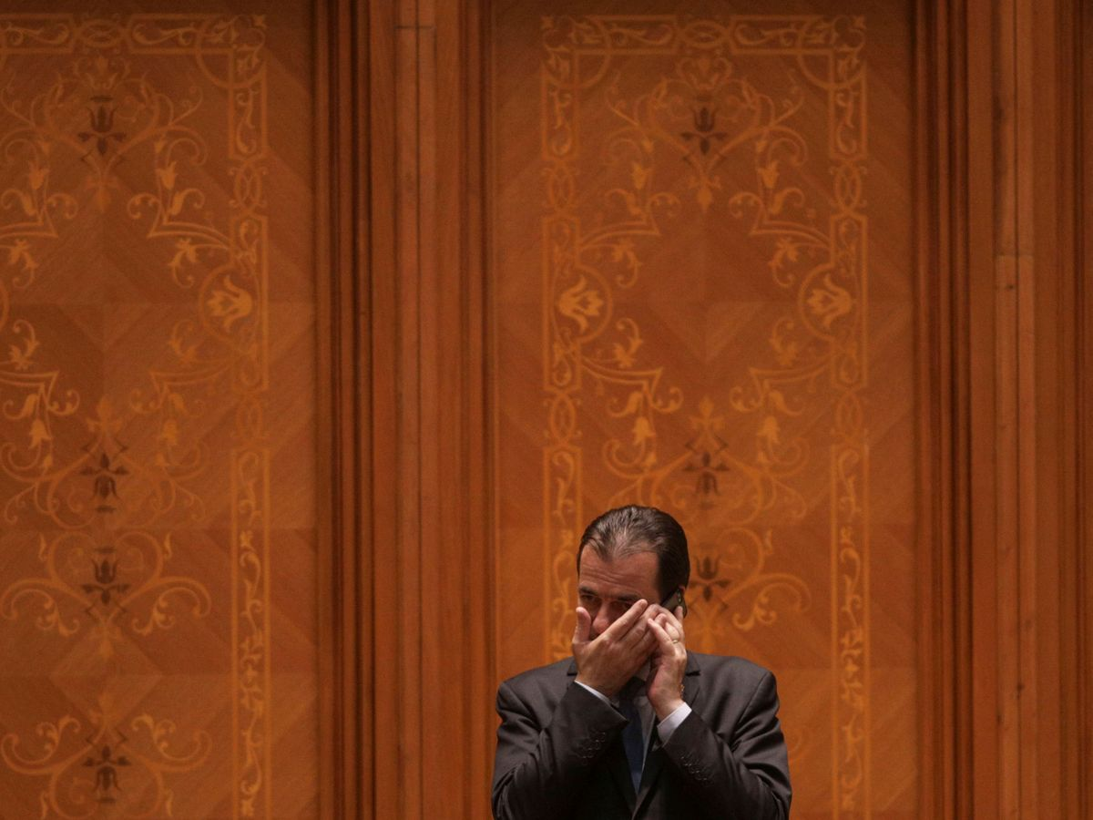 Foto: Ludovic Orban. (Reuters)