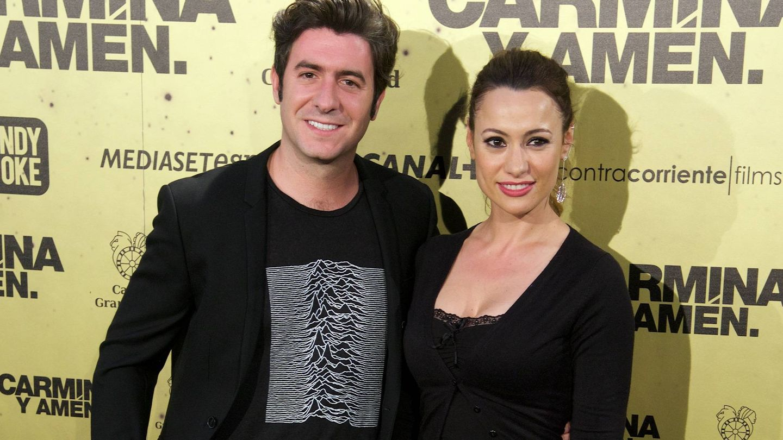 La actriz y Jaime Renedo, en 2014. (Getty)