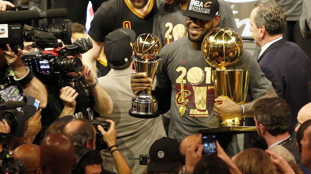 Cleveland campeón: LeBron, la vuelta del hijo pródigo