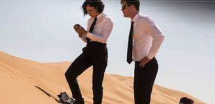 Post de 'Men in Black: International': los hombres de negro se pasan al humor blanco