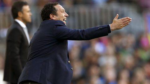Eusebio, de ser despedido del Barça B a ambicionar ganar la Liga con la Real