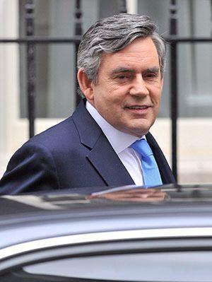 Gordon Brown: No me importaría no regresar nunca a Downing Street'